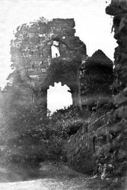 Halton: Halton Castle