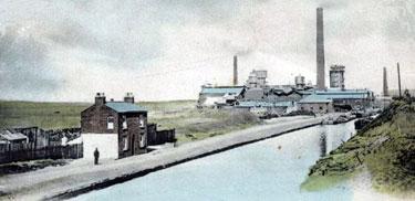 Runcorn: Old Quay Canal