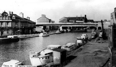 Runcorn: The Basin