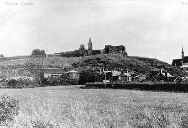 Widnes: Halton Castle