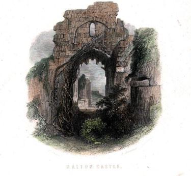 Runcorn, Halton Castle