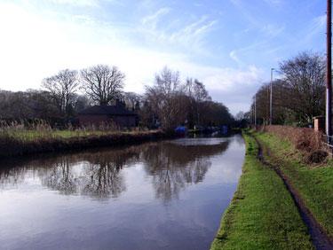Bridgewater Canal, Moore