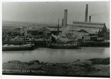 Calder and Mersey Works, Ditton