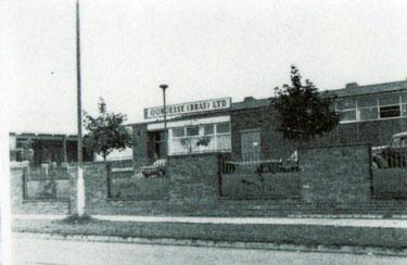 Gorgesse (Bras) Ltd, new factory at Picow Farm, Runcorn