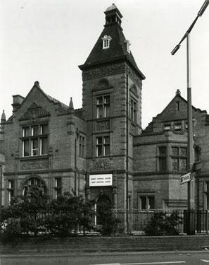 Widnes Technical College