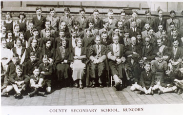 Runcorn County Secondary School