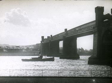 Widnes Runcorn Railway Bridge
