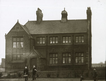 Farnworth Grammar School