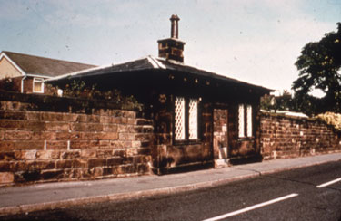 Norton Priory Lodge, Main Street, Halton