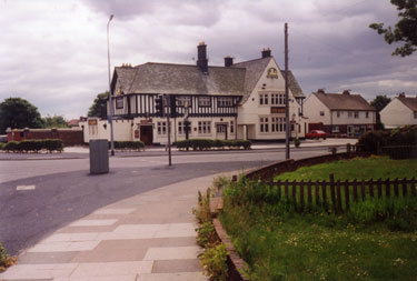 The Albion Hotel, Liverpool Road