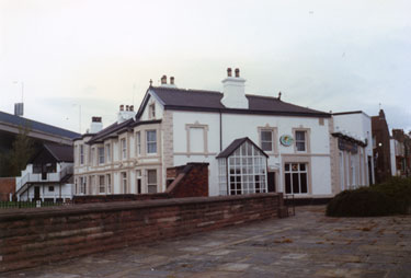 The Mersey Hotel, Mersey Road