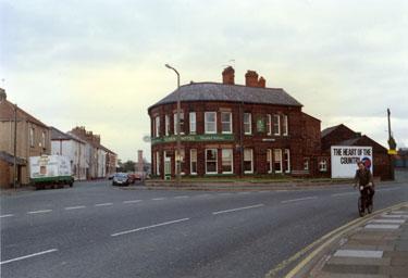 The Albert Hotel, Albert Road