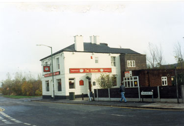 The Railway Pub, Lowlands Road, Runcorn.