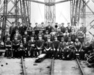 Transporter Bridge: Group of Workmen