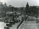 Visit of King George V to Widnes