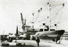 Weston Point Docks