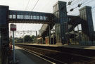 Runcorn Station, looking to Frodsham.