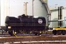 ICI caustic soda tank, Weston Point