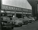 Compact Cars showroom, former Picturedrome site