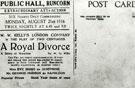 Public Hall Runcorn