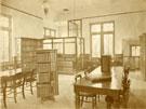 Interior of Runcorn Library