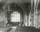 Farnworth church interior
