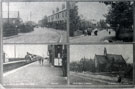 Postcard views of Hough Green