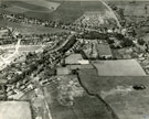 Aerial view of Birchfield Road, Upton Lane
